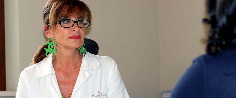 Dr. Lorella Fioriti, ecografista